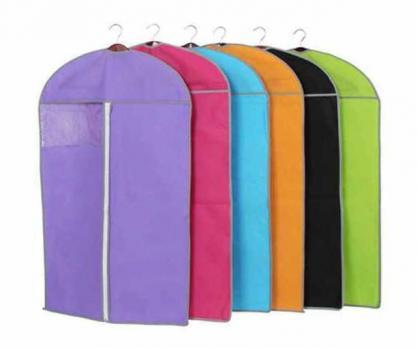Чехол 70х160 для одежды, цветной (1\50)
