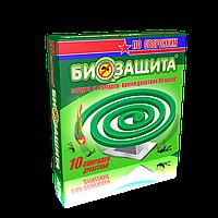 Спирали от комаров 10шт (1\60) ОБОРОНХИМ