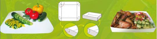 Доски-трансформеры «Пикник», 4 шт. (340×310)