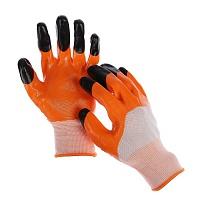 Перчатки нейлоновые, Пальчики (1\12\360)
