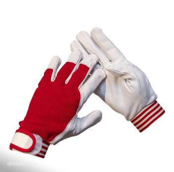 Перчатки комбинированные, TETU, АРТ:202