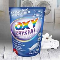 Кислородный отбеливатель для белого белья 600г,Oxy crystai   СТ-17
