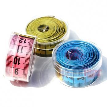 Сантиметр в пластиковой тубе (1\12\720)