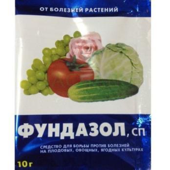 Фундазол. СП 10гр, от болезней растений (1\300)