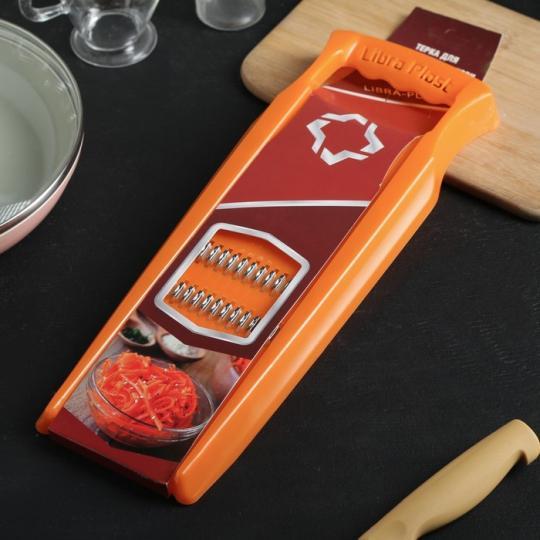 """Овощерезка для корейской моркови """"ЭКСТРА"""" (1\60)"""