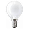 Лампа Pila 40в-Е14 Р45 шарик матовый