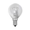 Лампа Pila 40в-Е14 Р45 шарик прозрачный