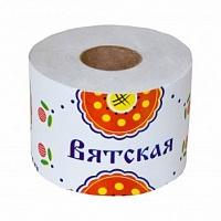 """Туалетная бумага """"ВЯТСКАЯ"""" на втулке  (1\40)"""