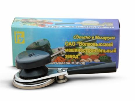 Закаточная машинка МЗП-3В г.Волковысск (1\20)