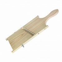 Овощерезка универсальная, шинковка деревянная  14х40 см. (1030)