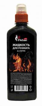 Жидкость для розжига 0,5л, ЛЮКС, Piktime