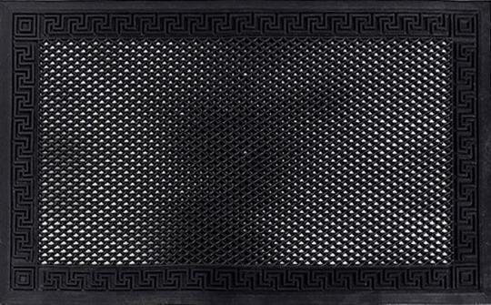 Коврик 40х60 придверный, резиновый (1\20) ЛИБРА