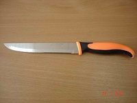 "Нож кухонный 6""цв.пласт.ручка Арт.09Р(12\120)"