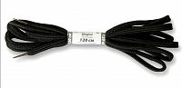 Шнурки 120см черные АРТ: А005