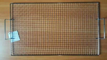 Решётка-барбекю на мангал, 320х520