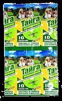 Инсектицидные пластины от комаров 10 шт. ИН 17 (1\100) ТАЙГА